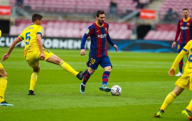 Месси установил очередной рекорд в Барселоне