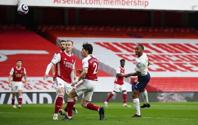 Ман Сити минимально победил Арсенал и сохранил 10-очковый отрыв на вершине АПЛ