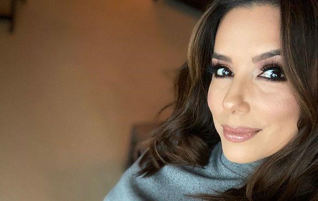 Ева Лонгория во время карантина не побоялась показать лицо без макияжа — и правильно сделала