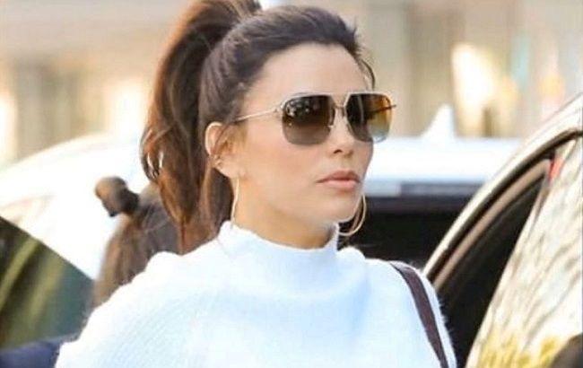 Сонце моє: Єва Лонгорія захопила стильним образом в наймодніших окулярах нового сезону