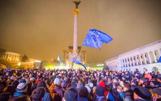 Фото: сегодня в Украине День достоинства и свободы