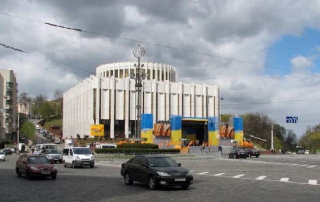 Фото: Європейська площа у Києві