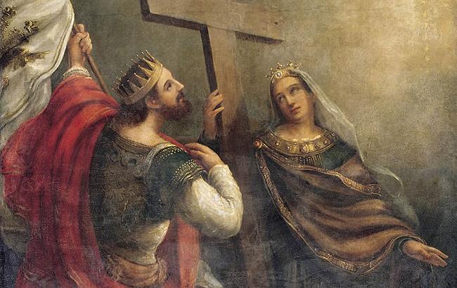 Фото: Імператорська сім'я з животворящим Хрестом (abc-people.com)