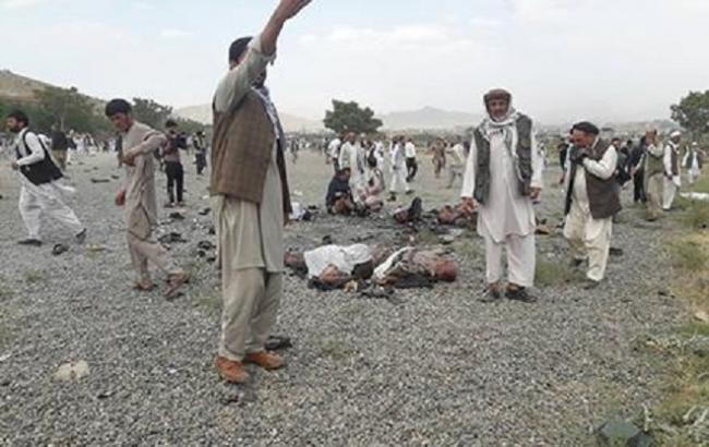 Під час похорону в Кабулі стався вибух, є загиблі