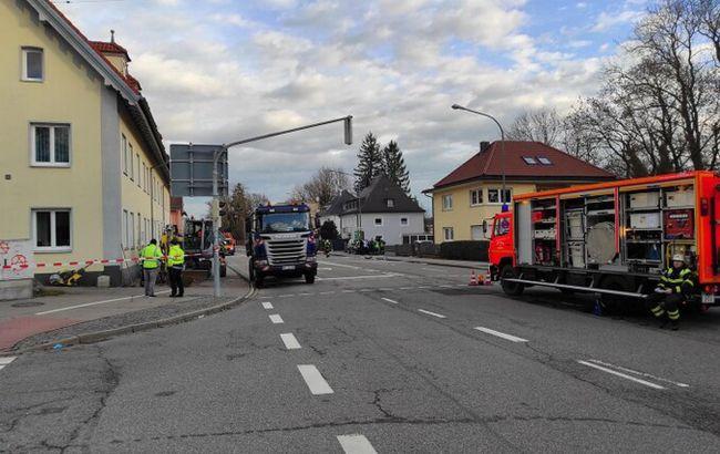 У Німеччині стався вибух в офісі Червоного Хреста, є постраждалі