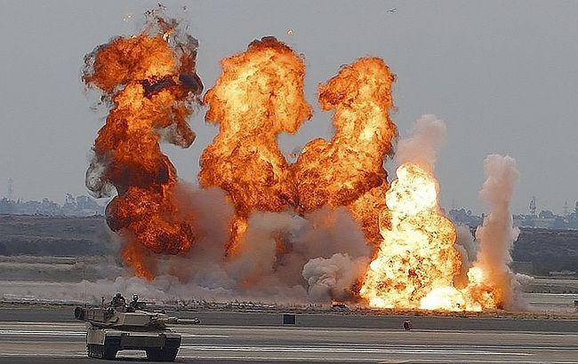 """В Іраку прогриміла серія вибухів в """"зеленій зоні"""""""