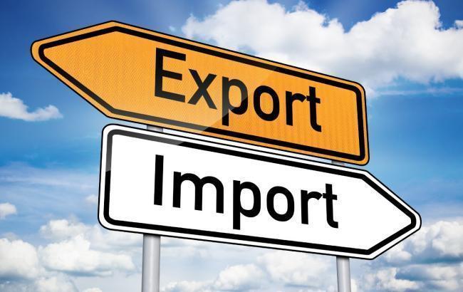 Фото: український експорт за I квартал склав понад 12,4 млрд доларів
