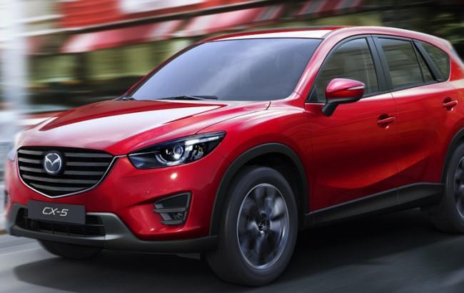 Фото: Mazda CX-5 (mazda.ua)
