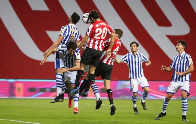 В Испании определился победитель прошлогоднего Кубка по футболу. Его откладывали из-за COVID