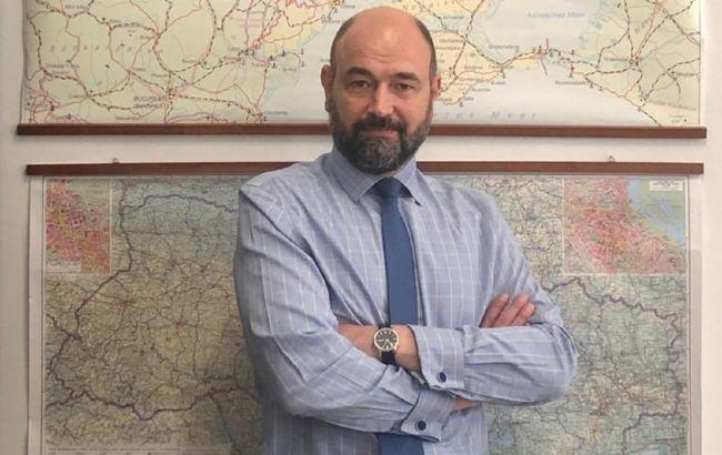 """В МИД Германии назначили руководителя """"рабочего штаба Украина"""""""