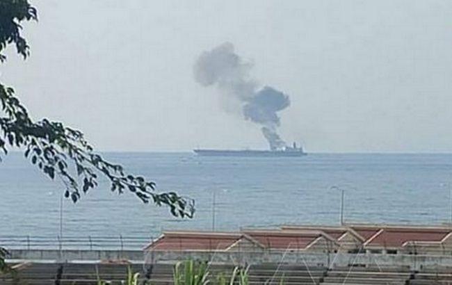 Біля берегів Сирії атакували іранський танкер, є жертви