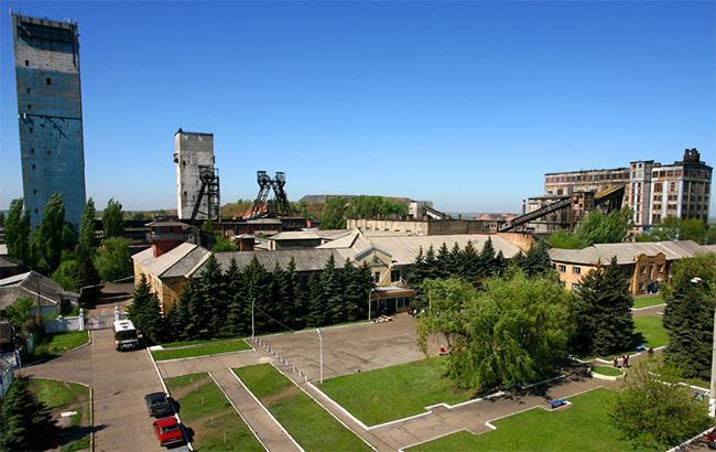"Фото: шахта ""Центральная"" (toretskvugillya.com.ua)"