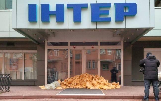 """""""Интер"""" заявляет о подготовке нового нападения на телеканал"""
