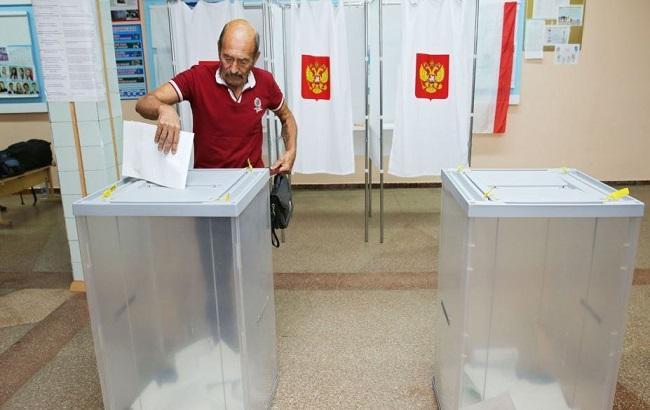 Фото: выборы в Госдуму в Крыму