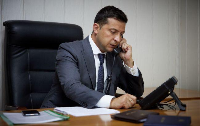Зеленский и глава Венецианской комиссии обсудили ситуацию с КСУ