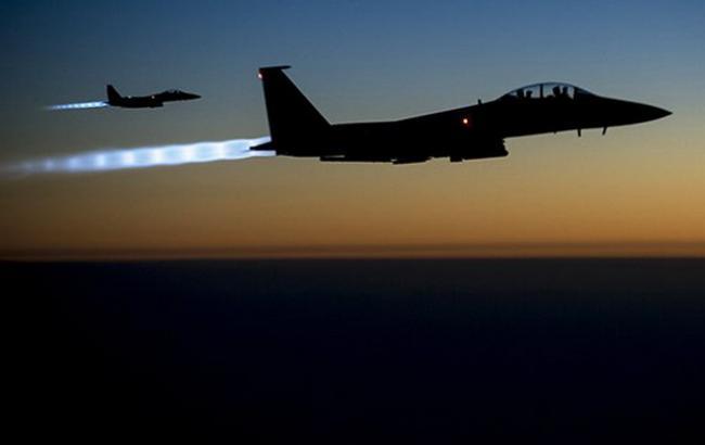 США відкликали винищувачі F-15 з бази на південному сході Туреччини