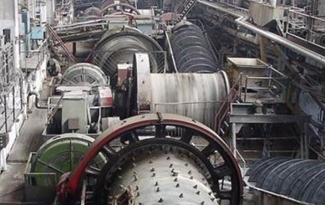 ЮГОК в декабре снизил производство концентрата на 26,8% - до 728,7 тыс. тонн