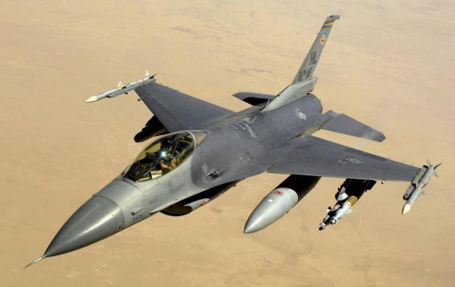 Фото: F-16 (wikipedia.org)