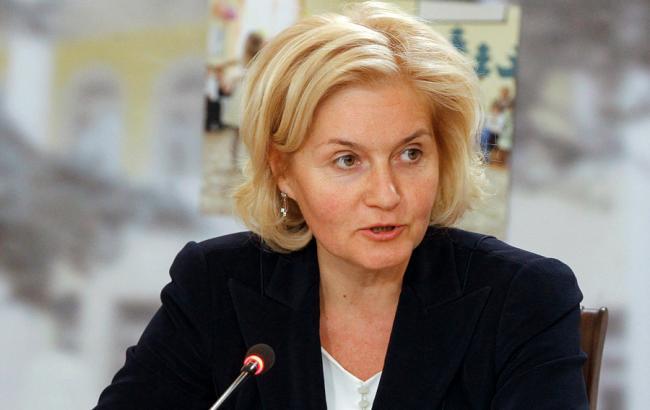 Фото: вице-премьер Российской Федерации Ольга Голодец