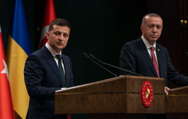 Україна і Туреччина знайдуть спосіб змусити РФ поважати міжнародне право, - Зеленський