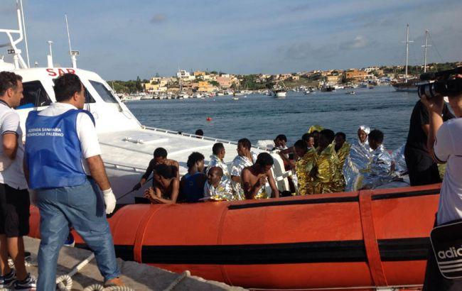В Италии арестованы два человека из числа выживших после крушения судна