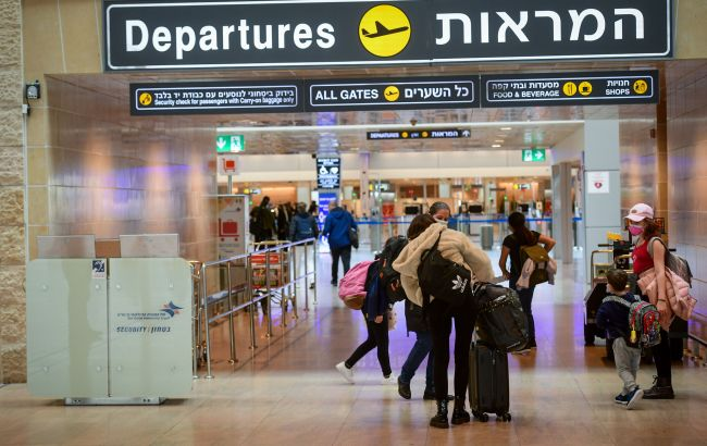 В Ізраїлі продовжили заборону на авіасполучення до 20 лютого