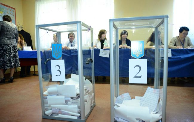 ЦВК почала публікувати перші результати місцевих виборів