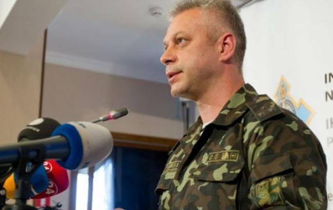 В зоне АТО за минувшие сутки ранены 8 украинских военнослужащих, убитых нет, - СНБО