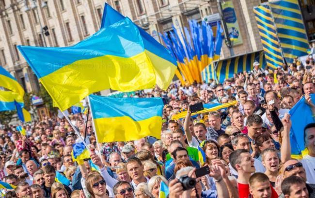Фото: сьогодні в Україні святкують День незалежності
