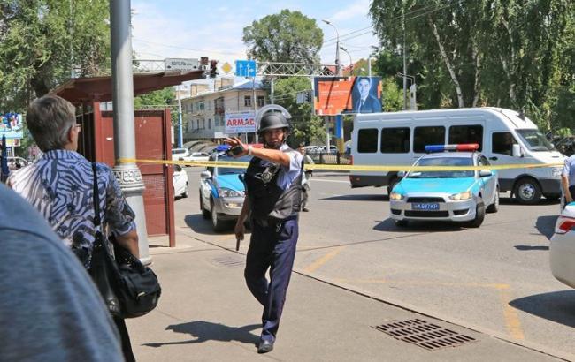 Фото: в Алматы завершили контртеррористическую операцию