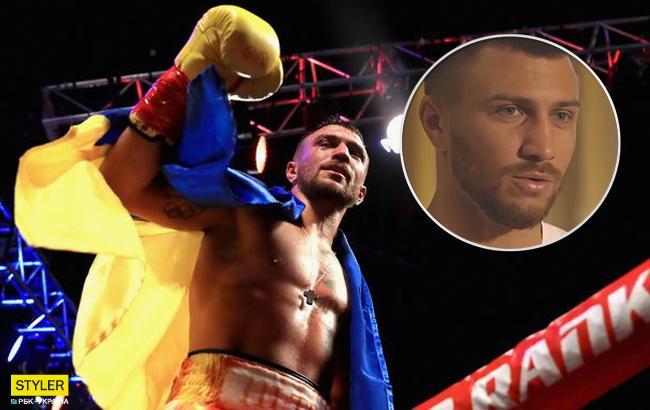 Лучший боксер мира признался в любви к Украине