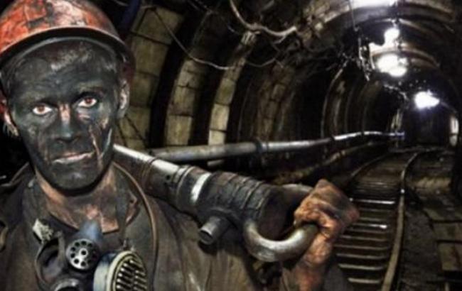 Добыча угля в Украине в ноябре сократилась на 60,8% - до 2,3 млн т, - Госстат