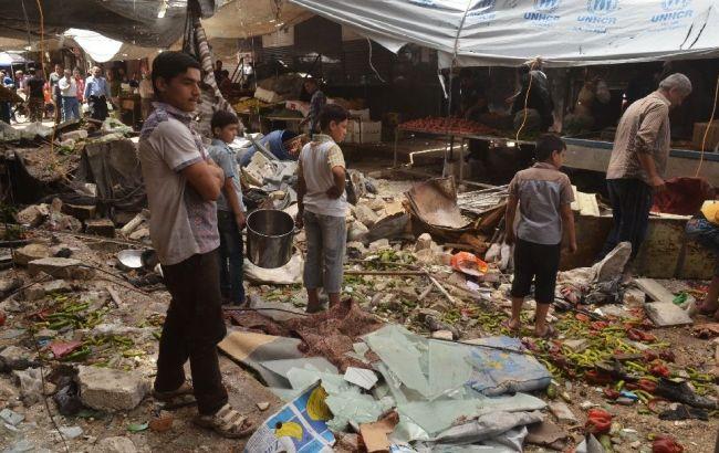 ВДамаске взорвали полицейский участок, три человека погибли