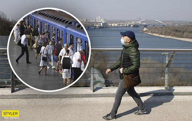 Будем два года ездить в масках:вирусолог высказалась о запуске метро в Украине