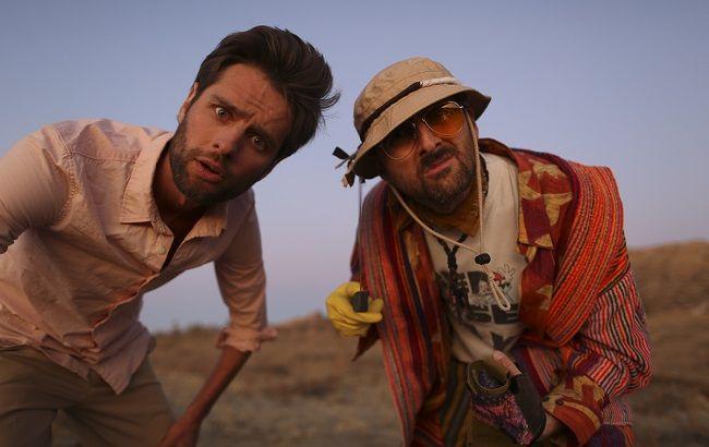 """Дикі койоти і пустеля Невади: 10 незвичайних фактів про """"Побачення у Вегасі"""""""