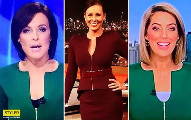Одежда телеведущих вызвала острый спор в сети (фото)