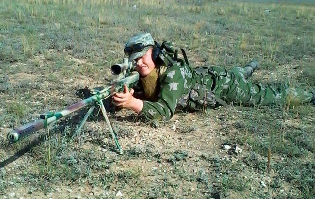 СБУ задержала взоне АТО снайпера боевиков ДНР