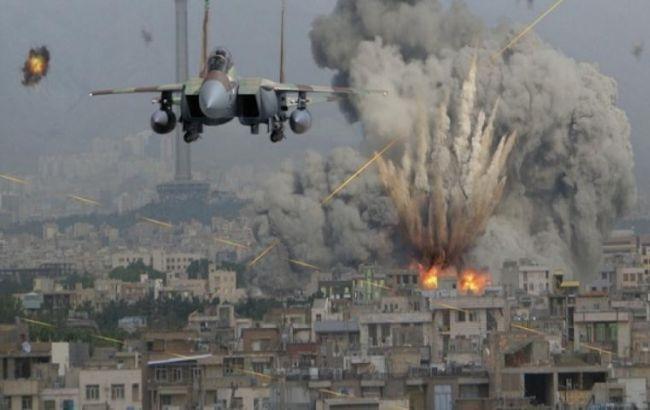 Фото: Війна в Сирії (bbc.com)