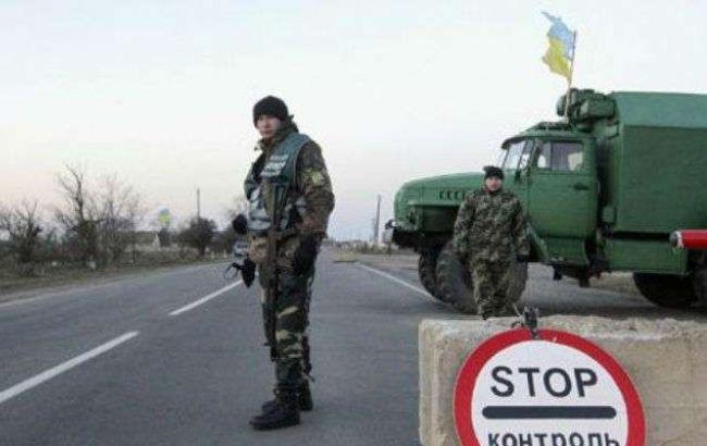 НаЛуганщине задержали боевика ДНР, который пытался выехать в Российскую Федерацию