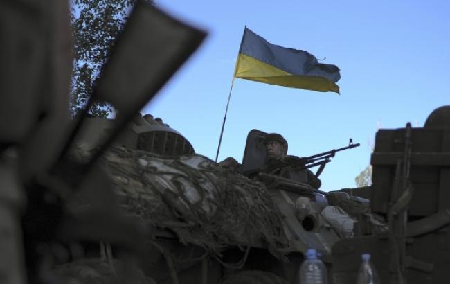 В зоні АТО за добу загинули 4 українських військових, 19 поранені, - РНБО