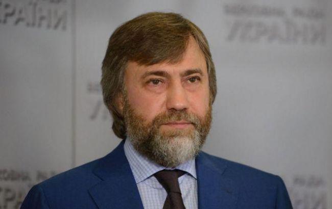 Подання на Новинського надійшло до Регламентного комітету Ради