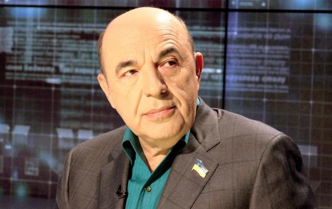 """Рабінович заявив, що в Україні немає """"мовної проблеми"""""""