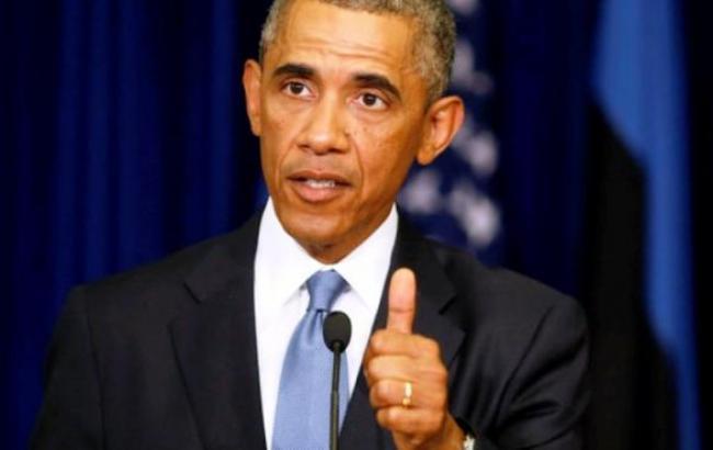 Обама продлил санкции против России на год