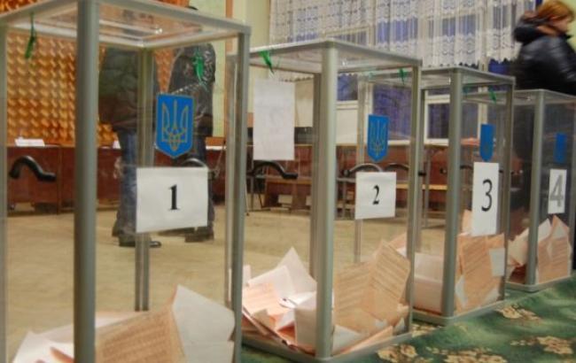 Выборы Рады: явка на 12:00 во всех округах составила 20,33%