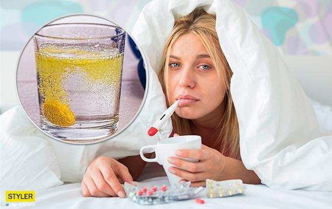 Растворимые чаи от простуды очень опасны: мнение врача