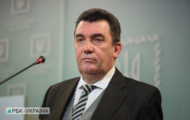 Данилов оценил риски срыва нормандской встречи из-за обострения на Донбассе
