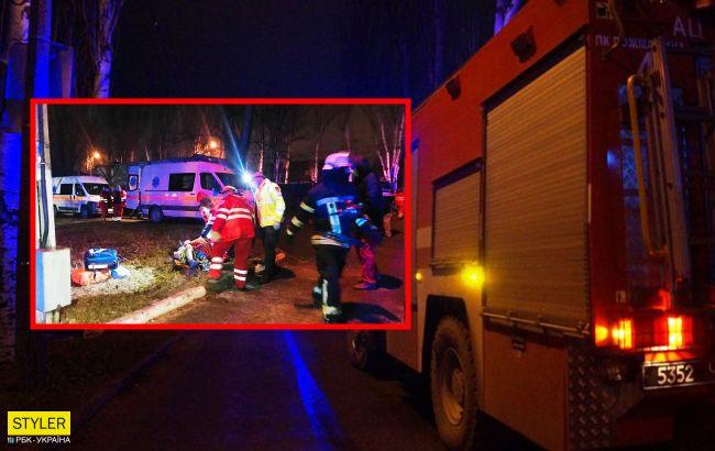 Пожар в COVID-больнице Запорожья: стали известны детали трагедии