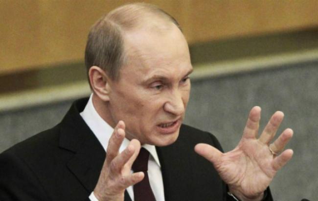 Путин выступает за автономию ДНР и ЛНР в рамках админграниц Донецкой и Луганской обл., - СМИ