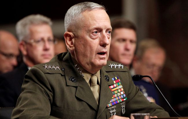 Фото: кандидат на пост глави Пентагону Джеймс Мэттис