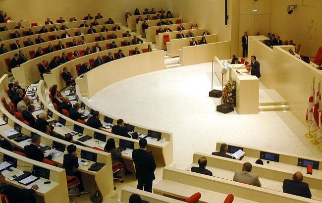 Фото: вибори в парламент Грузії 8 жовтня